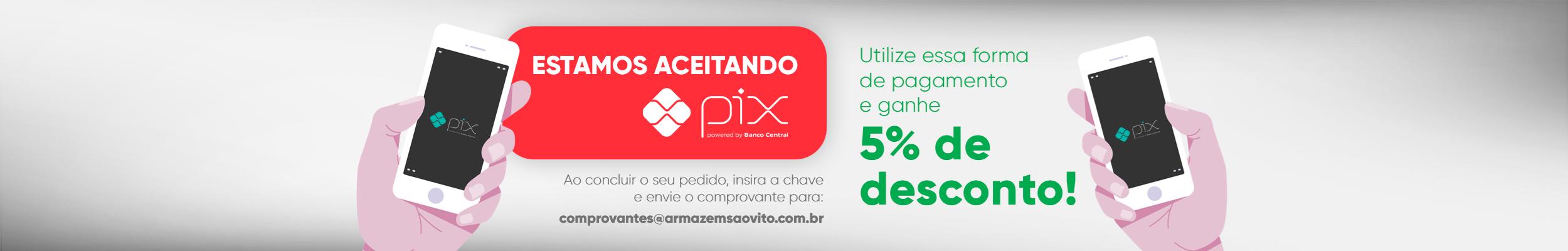 Pagamento com Pix