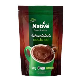 Achocolatado Orgânico Native Pouch 400g