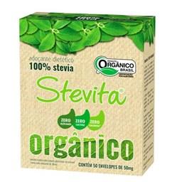 Adoçante Stevita Orgânico Sachê 50mg