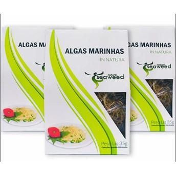 Algas Marinhas In Natura 35g