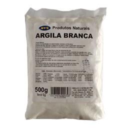 Argila Branca Bvs 500g