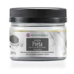 Argila Preta 200g Phytoterápica