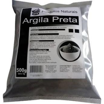 Argila Preta Bvs 500g