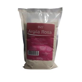Argila Rosa Bvs 500g