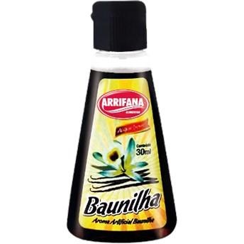 Aroma Artificial De Baunilha Arrifana 30ml