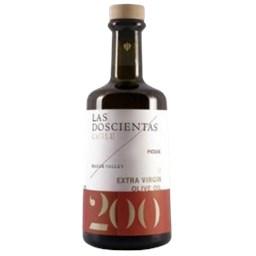 Azeite De Oliva Extra Virgem Picual 500ml - Las Doscientas