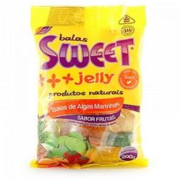 Bala de Algas Marinhas Sweet Jelly 200g