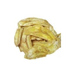 Banana Chips Com Orégano