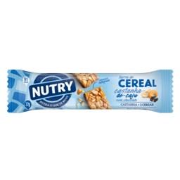 Barra de Cereal Castanha de Caju com Chocolate 22g - Nutry