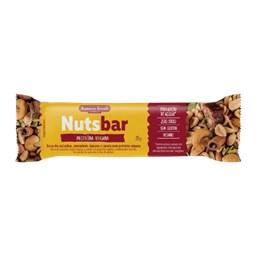 Barrinha Nuts Bar Proteína Vegana 25g
