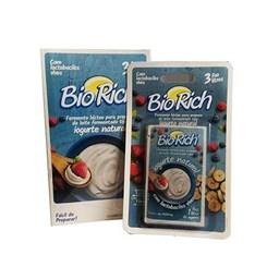 Bio Rich Fermento Lácteo 3 Sachês 400mg