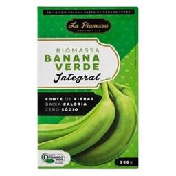 Biomassa de Banana Verde Integral Orgânica 250g