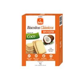Biscoito com Coco sem Glúten 84g