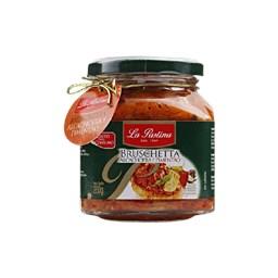 Bruschetta de Alcachofra com Pimentão La Pastina 280g
