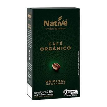 Café Orgânico Torrado e Moído Original Native 250g
