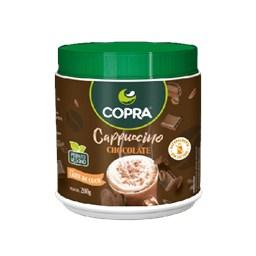 Cappuccino Chocolate 200gr - Copra