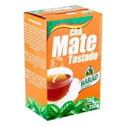 Chá Barão Mate Tostado 250g