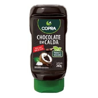 Chocolate Em Calda Bisnaga Copra 260g