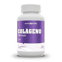 Colágeno Hidrolisado 370mg 120 Cápsulas