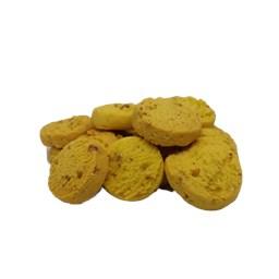 Cookies De Castanha De caju Com Linhaça