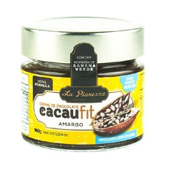 Creme De Chocolate Cacau Fit Amargo 160g
