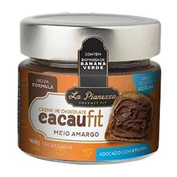 Creme De Chocolate Cacau Fit Meio Amargo La Pianezza 160g