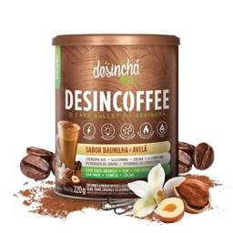 Desincoffee sabor Baunilha e Avelã 220g