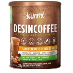 Desincoffee sabor Caramelo com Flor de Sal 200g