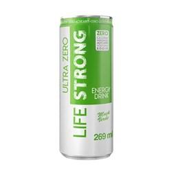 Energy Drink Sabor Maçã Verde 269ml - Life Strong