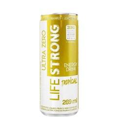 Energy Drink Sabor Tropical 269ml - Life Strong