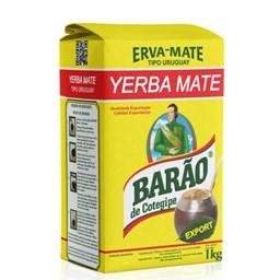 Erva-Mate Export Barão De Cotegipe 1kg