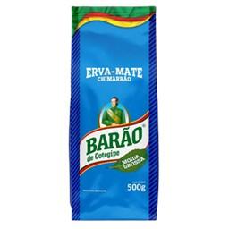 Erva Mate Moída Grossa Barão De Cotejipe 500g
