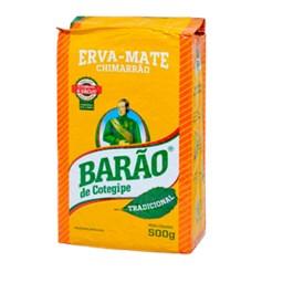 Erva Mate Tradicional Barão De Cotegipe 500g