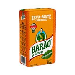 Erva Mate Tradicional Barão De Cotejipe 1kg