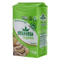Farinha de Trigo Integral Orgânica Mirella