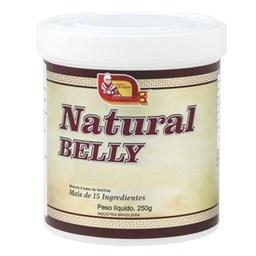 Farinha Seca Barriga Natural Belly 250g - Mosteiro Devakan