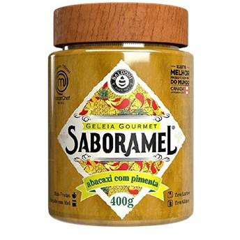 Geleia Gourmet Abacaxi Com Pimenta Saboramel 400g