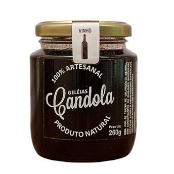 Geleia Natural De Vinho Candola 260g