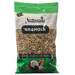 Granola Cereais e Frutas Naturale 1kg