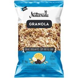 Granola Frutas Light Naturale 1kg