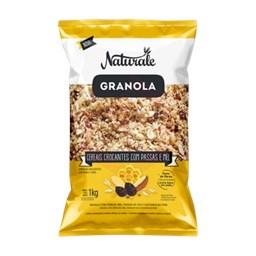 Granola Passas e Mel Naturale 1kg