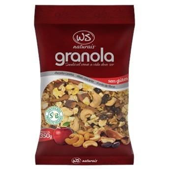 Granola Sem Glúten Ws 350g