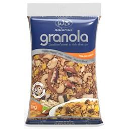 Granola Tradicional Caseira WS 1kg