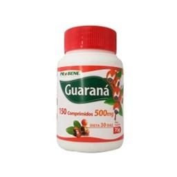 Guaraná 500mg - 150 Comprimidos - Probene