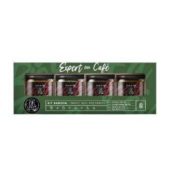 Kit Barista para Café 64g -  BR Spices