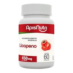 Licopeno 60 Caps 450mg Apisnutri