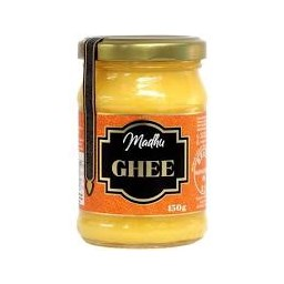 Manteiga Ghee Madhu Bakery 150g