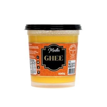 Manteiga Madhu Ghee 400g