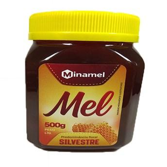 Mel Silvestre Minamel 500g