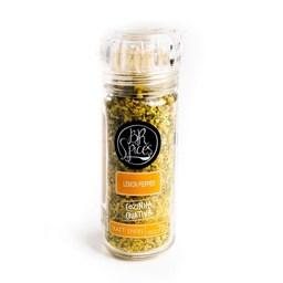 Moedor Lemon Pepper - BR Spices